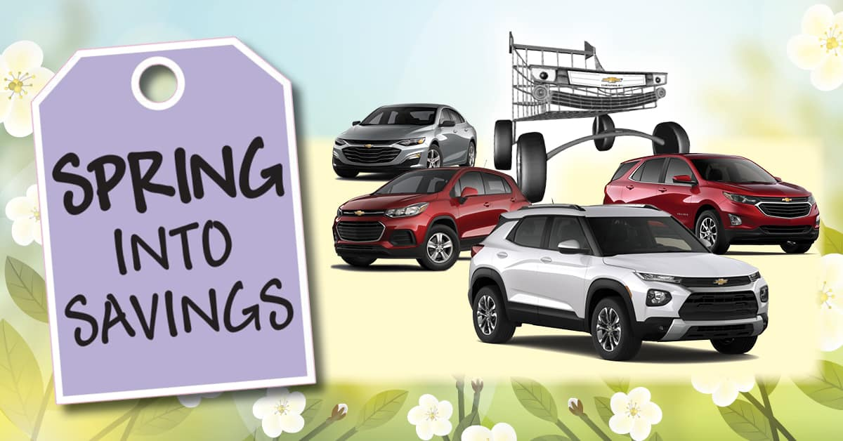 Homewood Chevy Special Offers