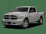 Ram 1500 Silver Truck