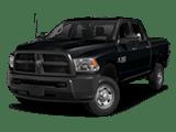 RAM 2500 Black Truck
