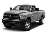 RAM 3500 Silver Truck