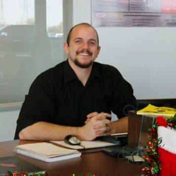 Daniel Doverspike