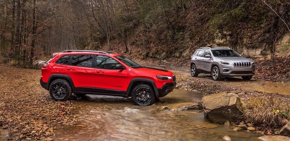 2019 Jeep Cherokee performance
