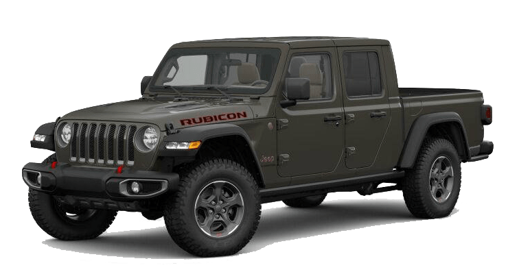 2020 Jeep Gladiator Gator Green