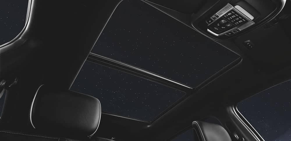 2020 Ram 1500 twin panel sunroof