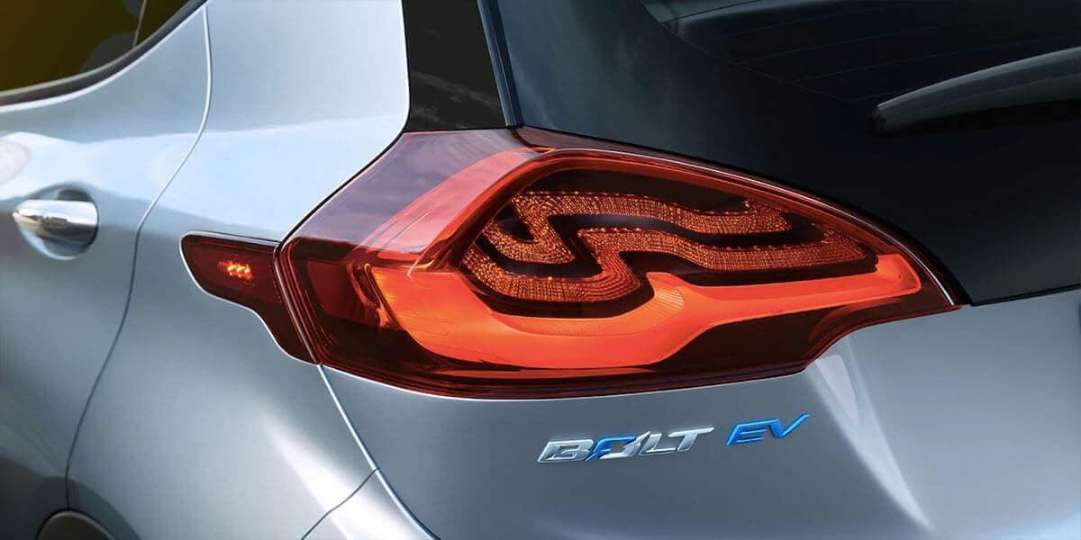 Chevrolet Bolt tail light