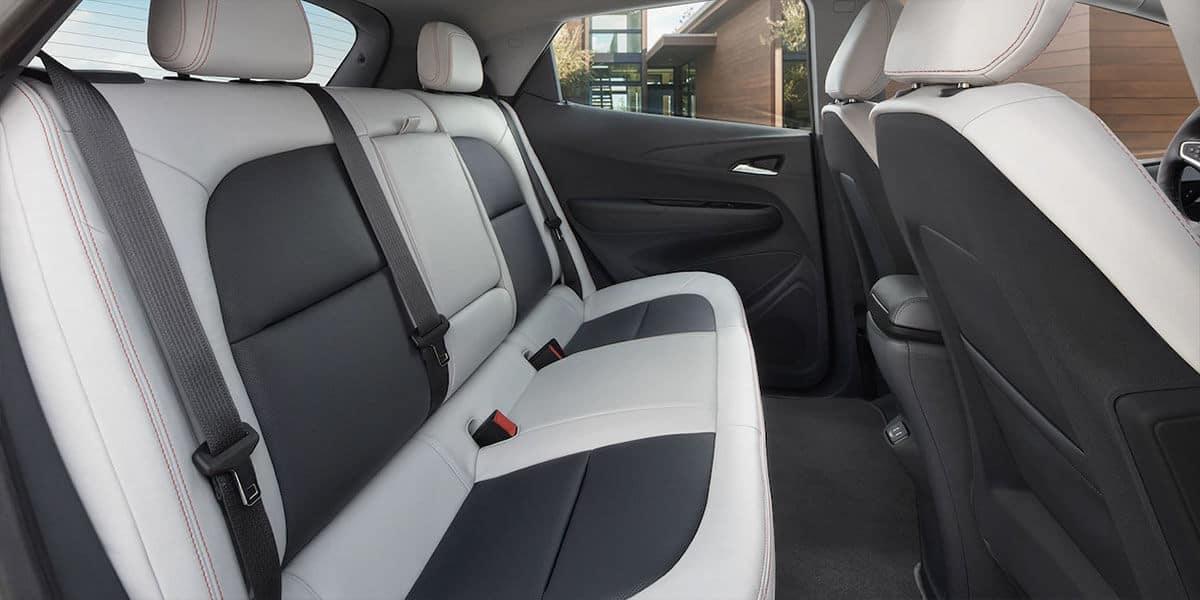 Chevrolet Bolt seating