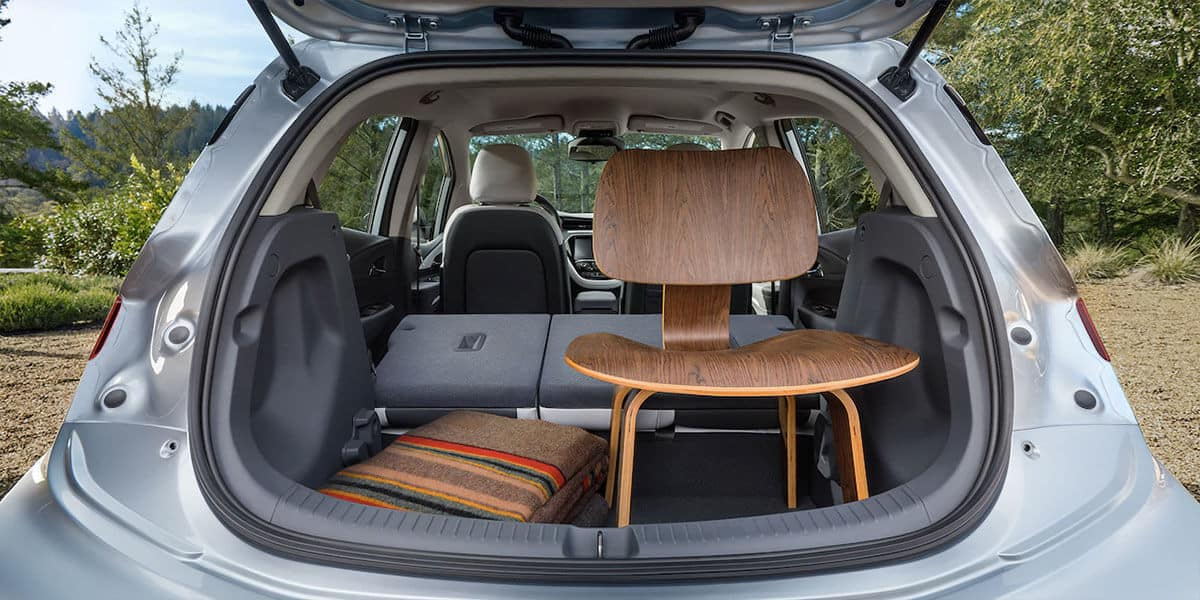 Chevrolet Bolt cargo