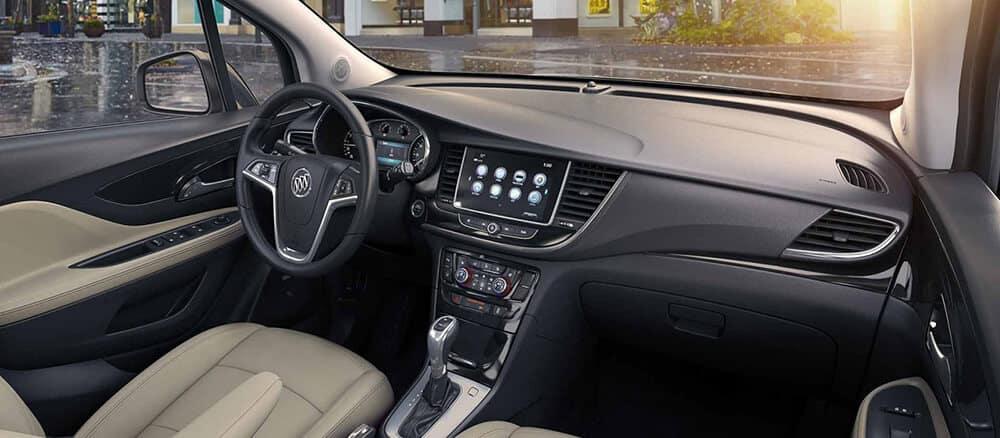 2018 Buick Encore Premium Interior Gallery 5