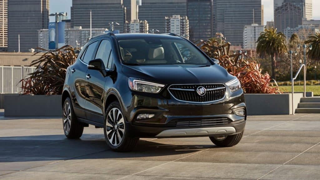2019 buick encore vs 2018 honda cr v clint newell for Buick encore vs honda hrv
