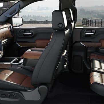 2019-Chevrolet-Silverado-Interior