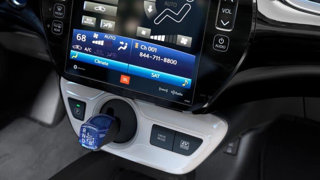 2018 Toyota Prius Interior Highlights   Clint Newell Toyota   Roseburg