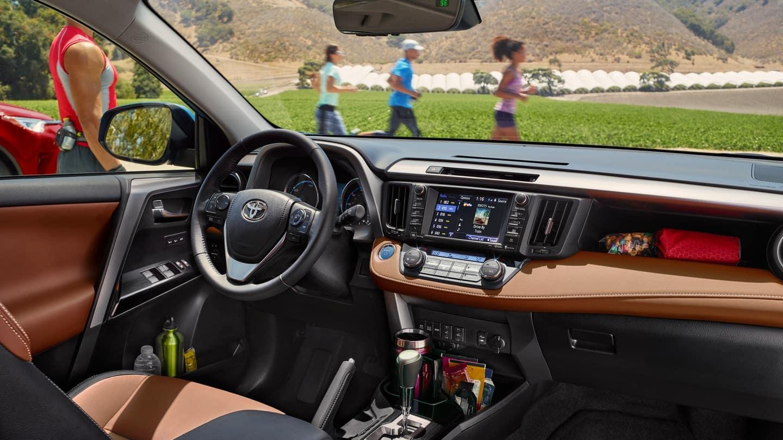 Explore 2018 Toyota Rav4 Interior Dimensions Clint Newell Toyota