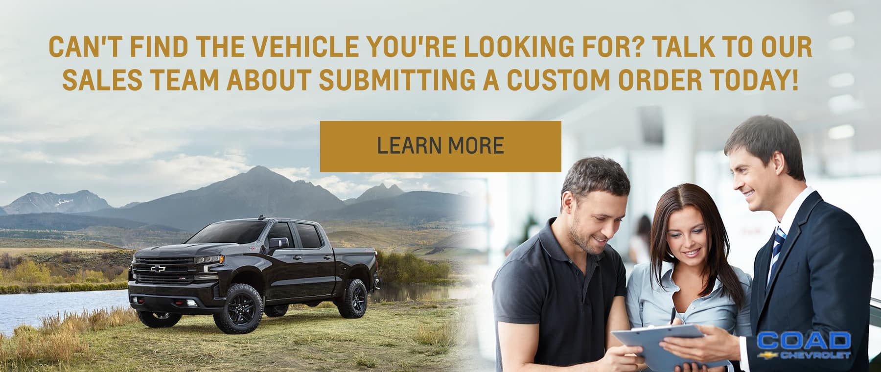 Get More For Your Trade-In. * We'll Buy Your Car * Shop from Home & Schedule Delivery * Lifetime Warranty on all New & select Pre-Owned Vehicles * Award Winning Service Department * 50+ Years in Business, since 1946 * Dedicated to the Customer and Community * Choose from our Top Selection