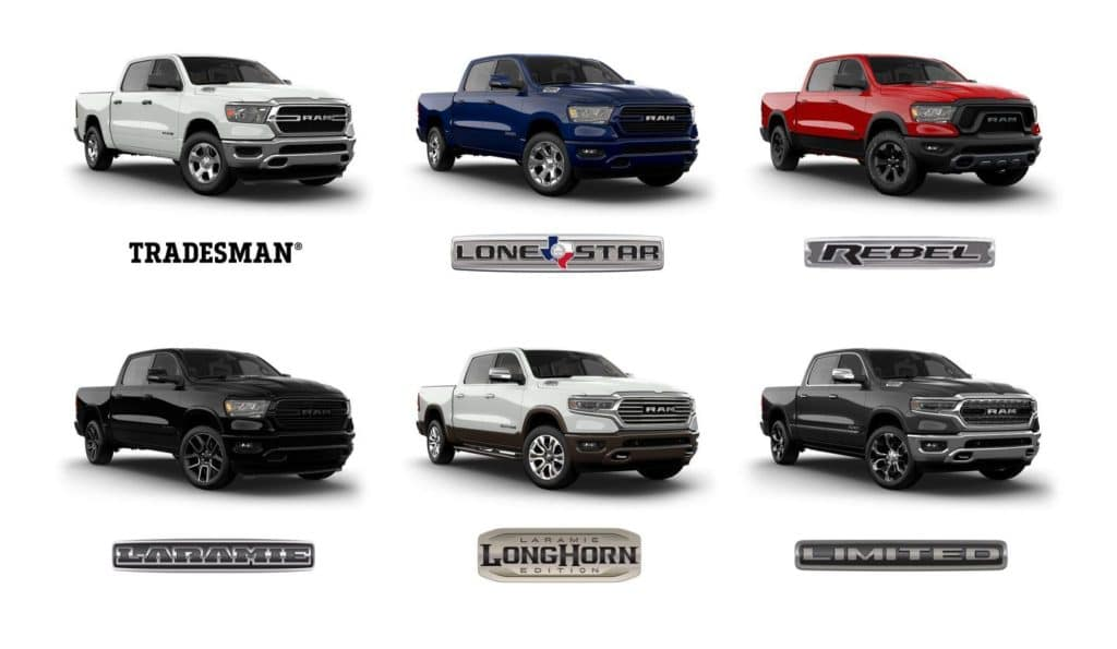 Dodge Ram Trucks >> All New 2019 Ram Trucks Carright Chrysler Dodge Jeep Ram