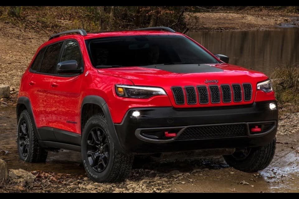 New 2019 Jeep Cherokee Diehl Cdjr Of Robinson