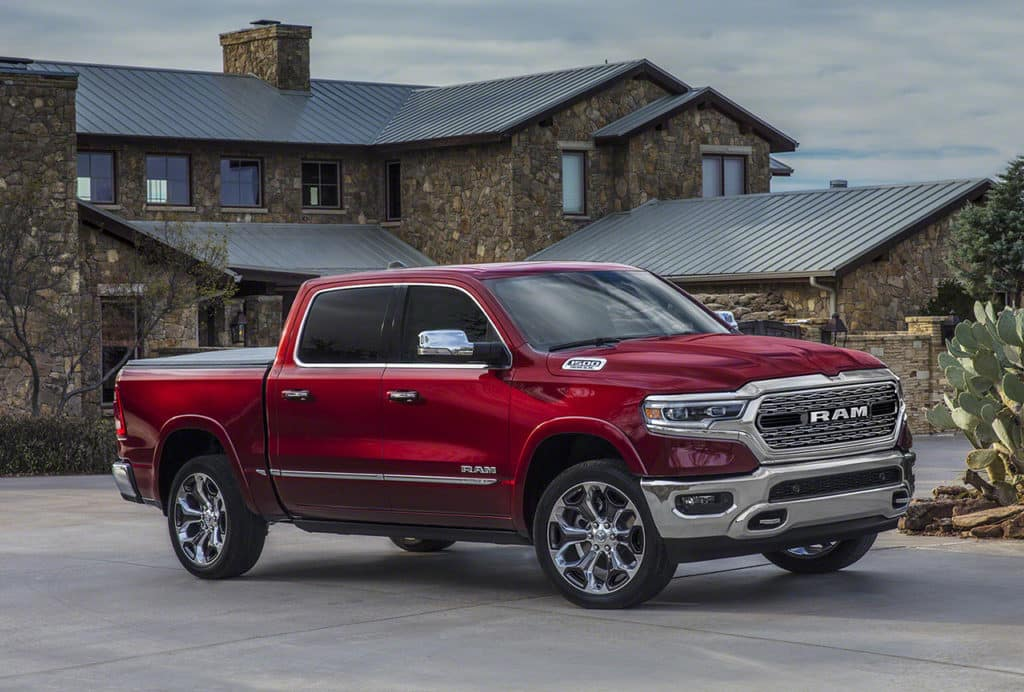 All-New 2019 Ram Trucks | Diehl CDJR of Robinson