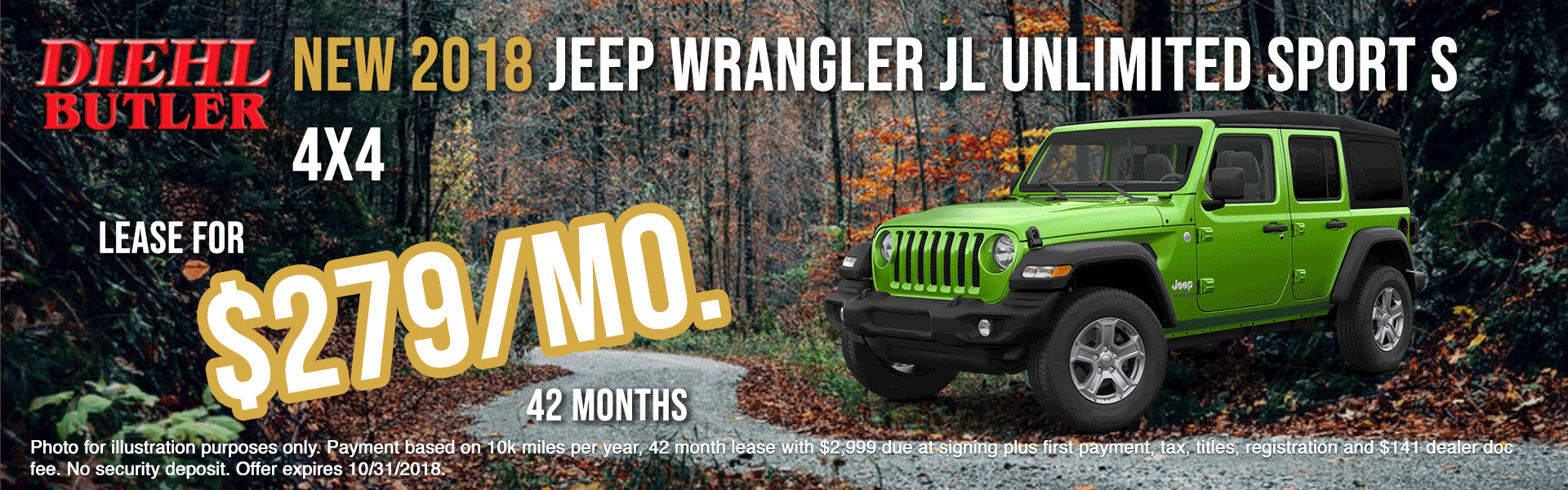 Butler New Vehicle Specials Diehl Of Butler New Vehicle Specials Jeep  Specials Ram Specials Dodge Specials