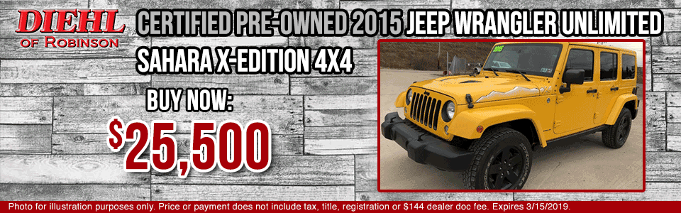 p0463-pre-owned-jeep-wrangler-x-edition pre-owned vehicle specials used specials used vehicle specials diehl of robinson diehl automotive diehl auto
