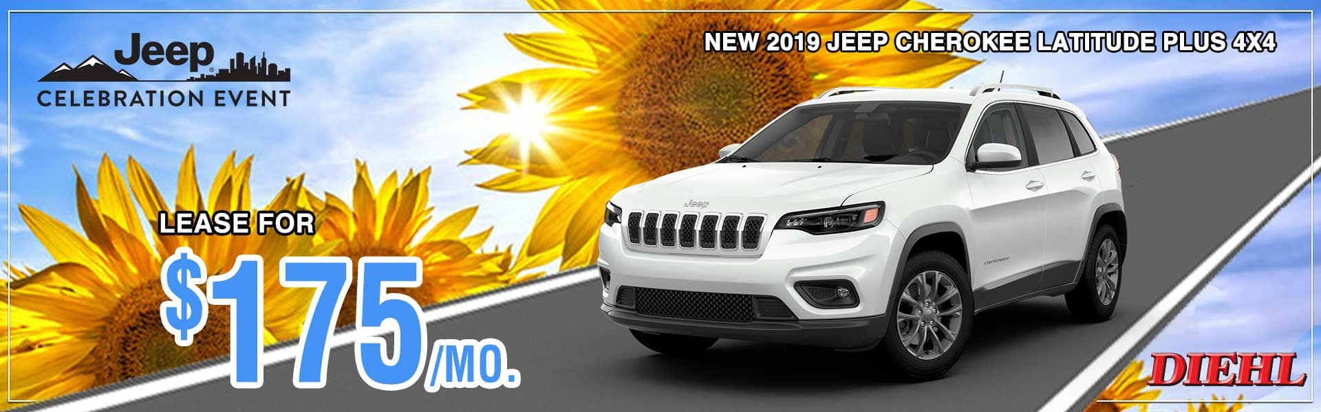 Diehl of Robinson Chrysler Jeep Dodge Ram. Robinson Township, PA 15136. New and used sales, service for all makes and models, parts, accessories, Mopar, collision center body shop. 2019 JEEP CHEROKEE