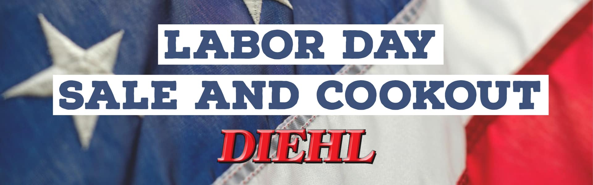 Labor Day Sale And Cookout Diehl Toyota Of Butler