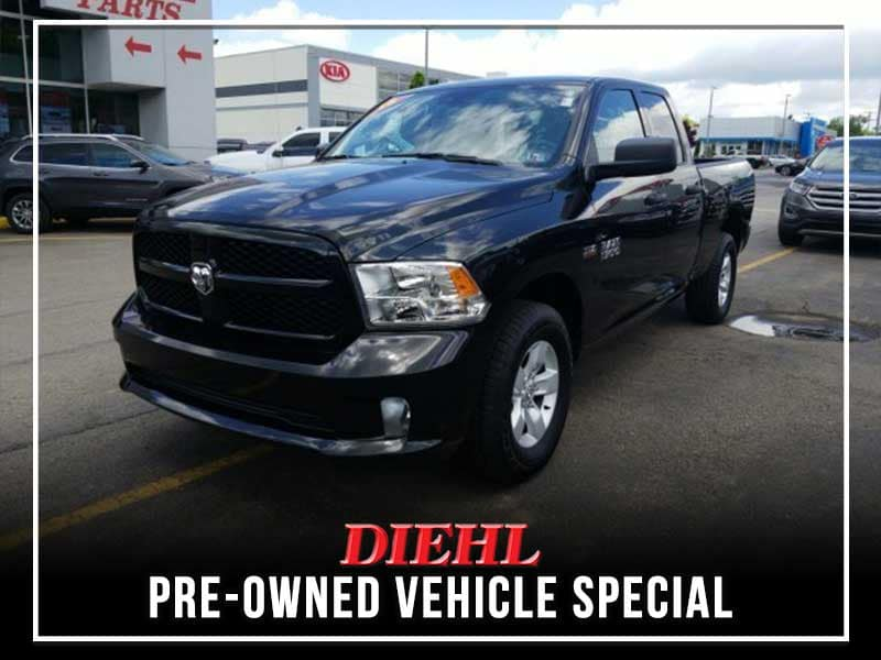 Pre-Owned 2016 Ram 1500 Express 4WD