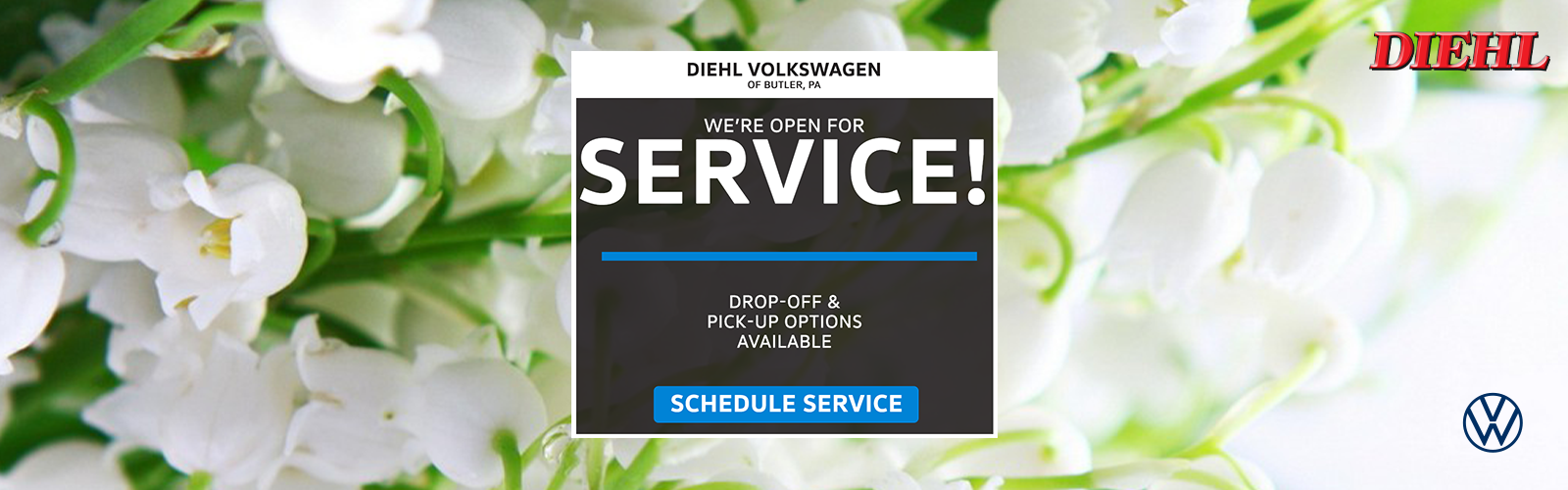 Pennsylvania volkswagen dealership butler pa diehl auto diehl Volkswagen butler retail special Volkswagen promise finance deal new vehicle special coronavirus deal COVID-19 special