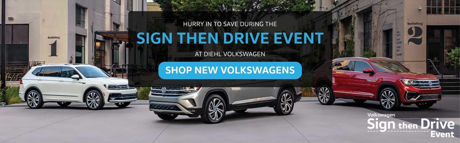 diehl volkswagen butler pa sign then drive event diehl automotive group