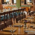Chef and Farmer Restaurant in Kinston NC