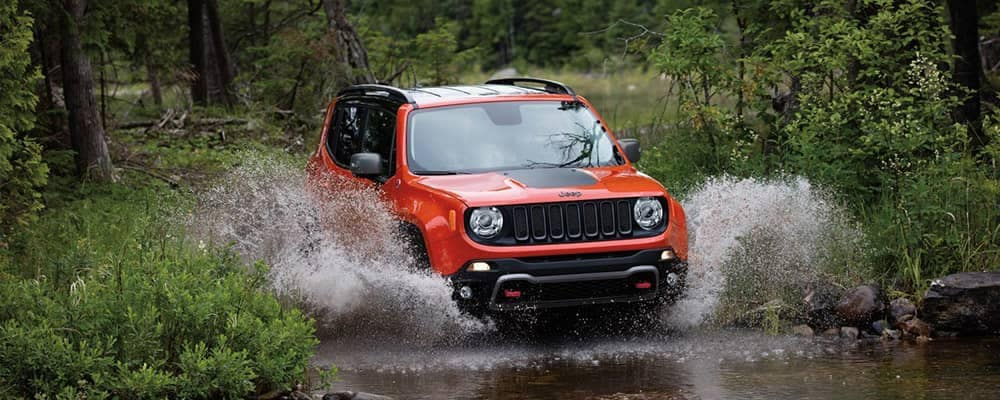 2018 Jeep Renegade Performace