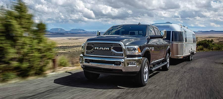 2018_Ram_2500_Limited_Towing_Trailer