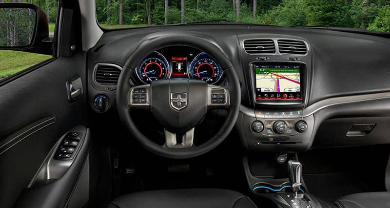 2018 Dodge Journey Interior Steering Wheel