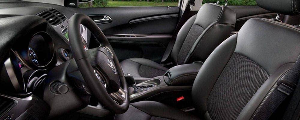 Dodge Journey Interior >> Experience 2018 Dodge Journey Interior Features Seats