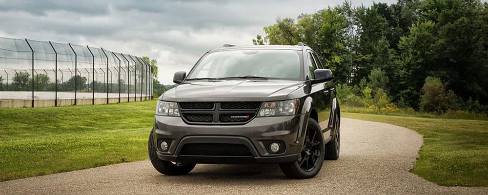 2018 Dodge Journey Outdoors