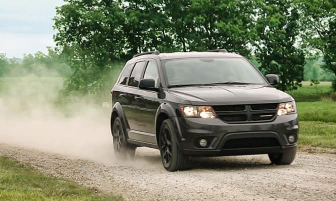2018 Dodge Journey Dirt Trail
