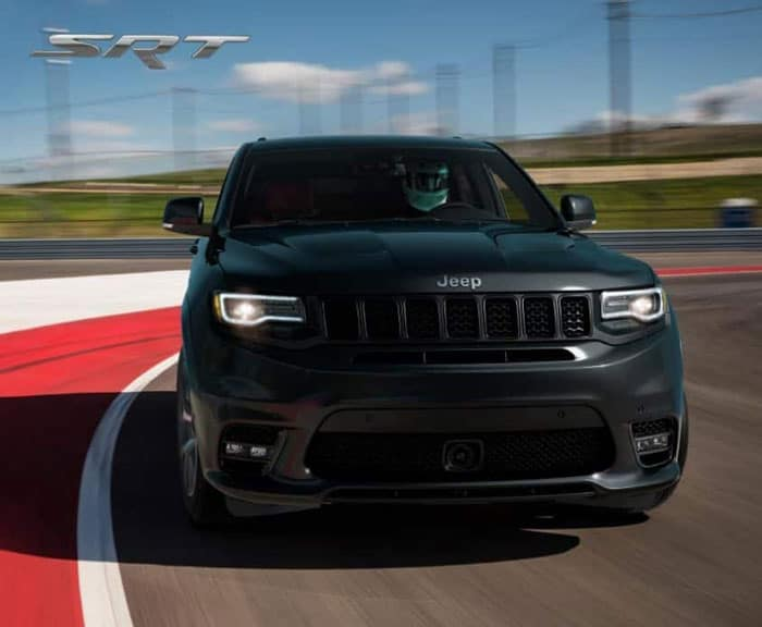 2019 Jeep Grand Cherokee Performance SRT
