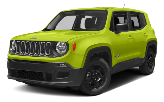 2018 Jeep Renegade Sport FWD_