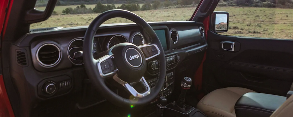 Jeep Wrangler Interior >> 2019 Jeep Wrangler Interior Features And Dimensions Cargo Space