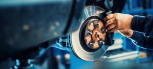 Schedule brake service