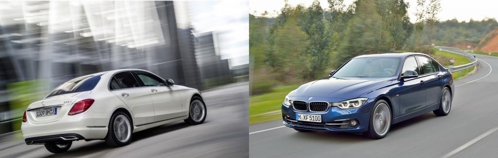 used BMW vs Mercedes