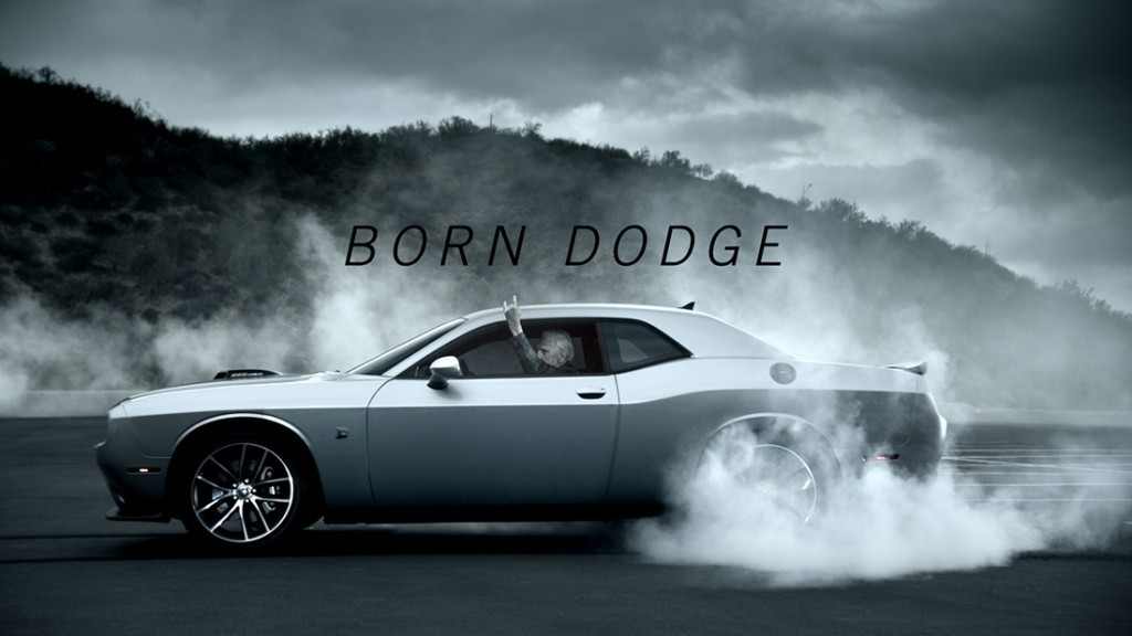 dodge super bowl commercial