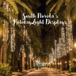 Holiday light displays in South Florida