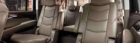 2017 Escalade Interior >> 2017 Cadillac Escalade Luxury Collection