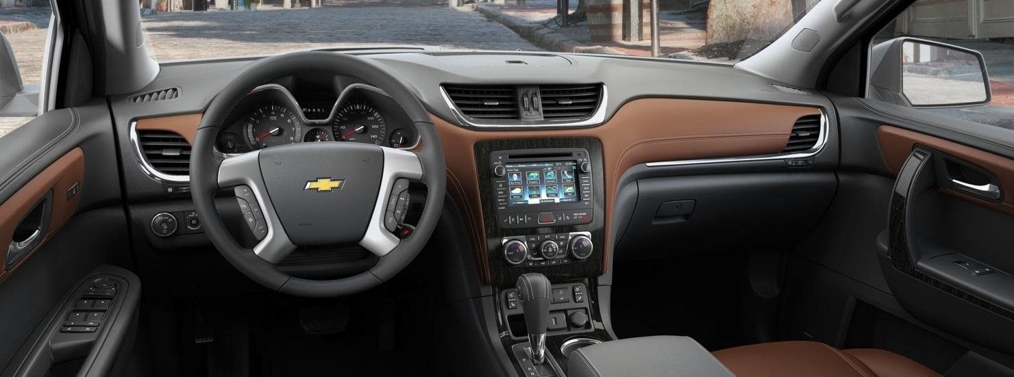 2016 chevy traverse all weather floor mats