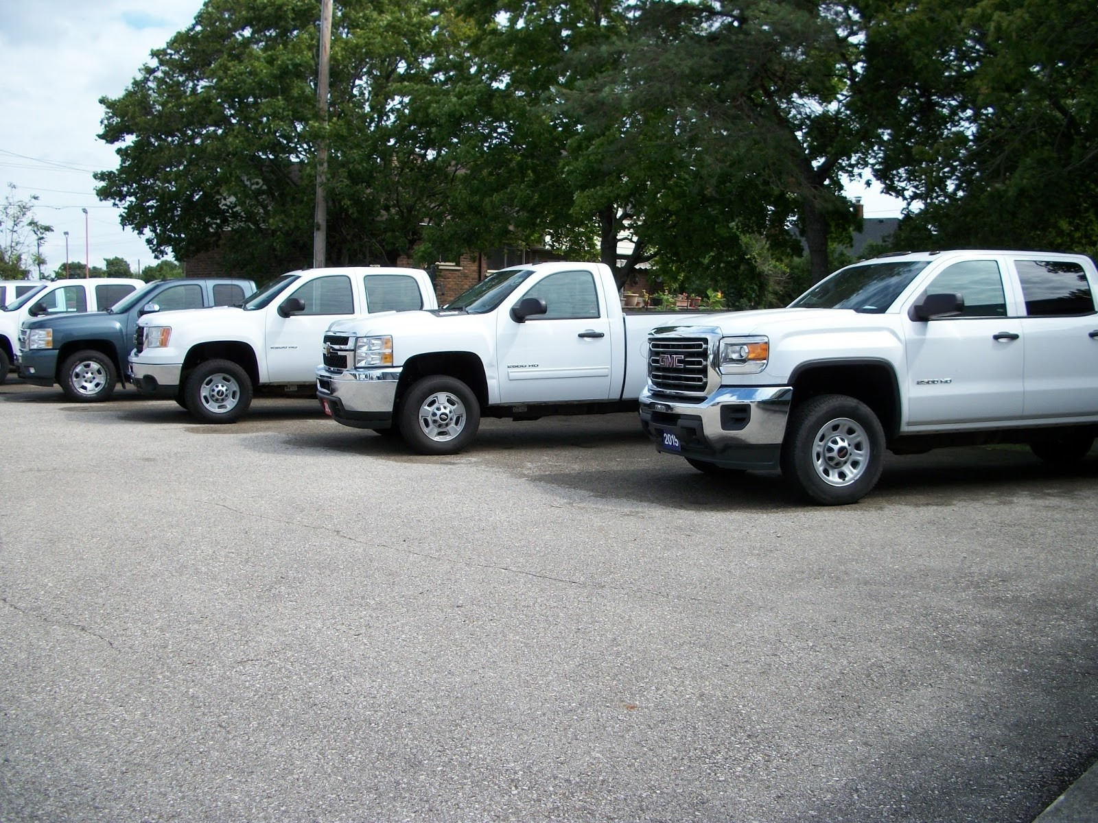 Used pickup trucks Driver's Auto Mart