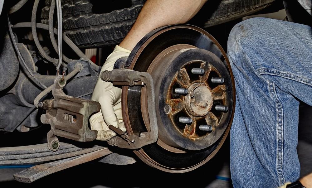 DIY truck fixes