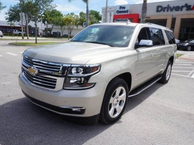 used chevy suburban LTZ drivers auto mart