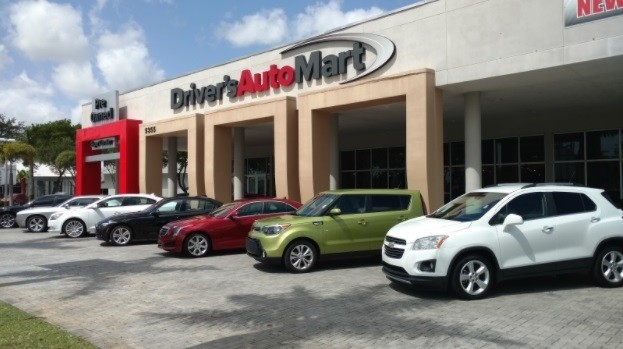 new cars at a fort lauderdale used car dealership
