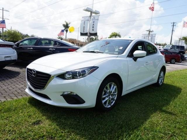 Drivers Auto Mart >> Driver S Auto Mart Used Car Of The Week 2016 Mazda3 Isport Hatchback