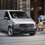 mercedes cargo van at drivers auto mart