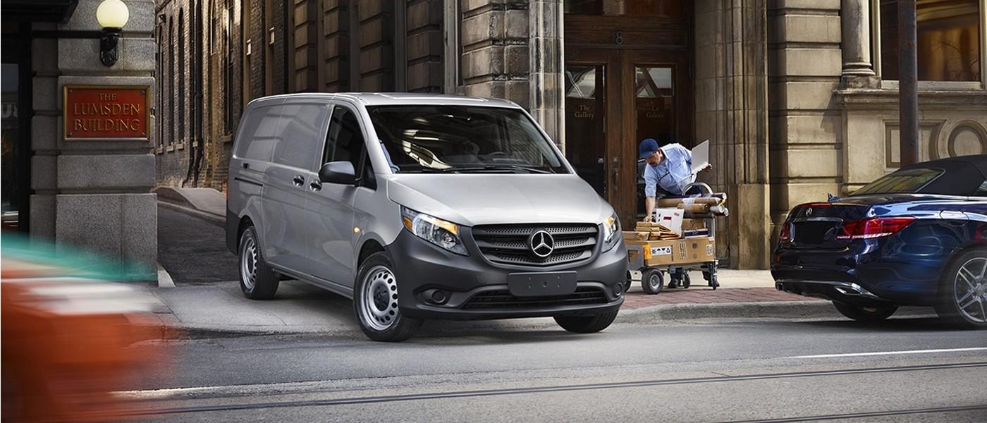 Battle Of The Vans Mercedes Sprinter V Ram Promaster